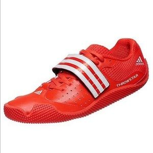 Mens Adidas Throwstar shoes size 13 Like New